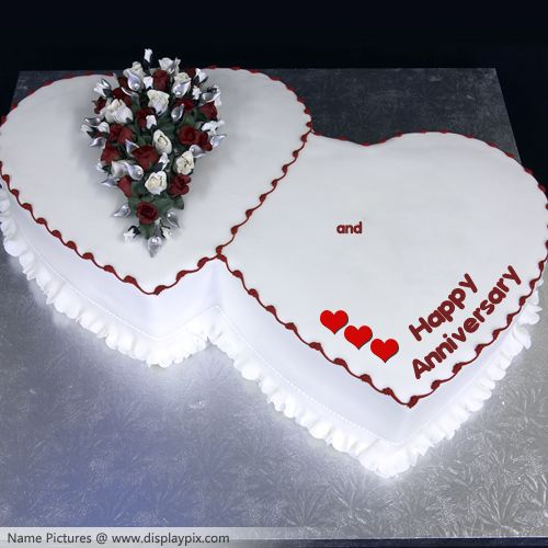 Anniversary Couple Cake Images : Kos, Happy anniversary and Couple on Pinterest