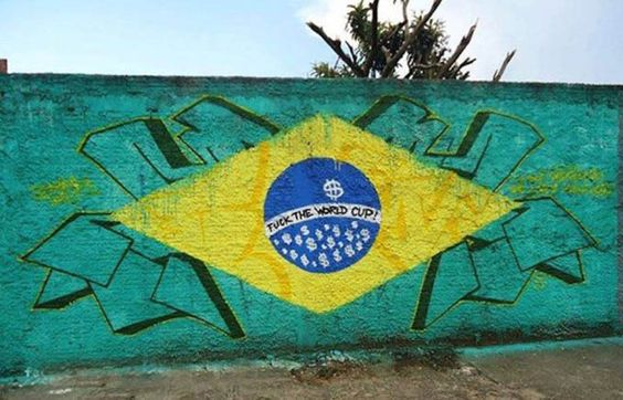 Graffitis anti_FIFA