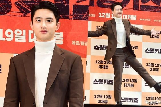 """EXO's D.O. Receives Endless Praise From Director And Cast Of """"Swing Kids"""""""