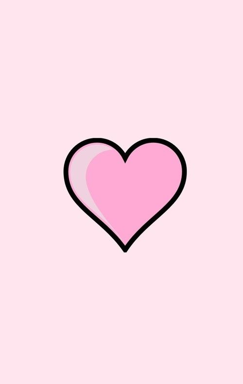 Shared By B S B Find Images And Videos About Pink Art And Quote On We Heart It The App To Get Pink Wallpaper Iphone Pink Heart Background Heart Wallpaper