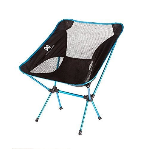 Moon Lence Ultralight Folding Camping Chairs Beach Chairs With