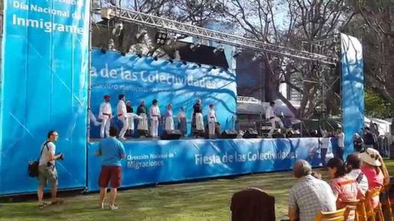 Fiesta de las colectividades 2015 - Buenos Aires