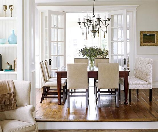 Square Rugs, Beautiful Dining