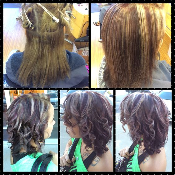 Tracy wanted darker colors for fall :)