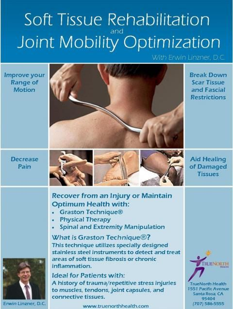 The Graston Technique Truenorth Health Dry Needling Therapy Doctor Of Physical Therapy Massage Techniques