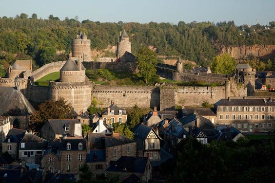 Fougeres, Francia - Los pueblos de cuento más bonitos del mundo