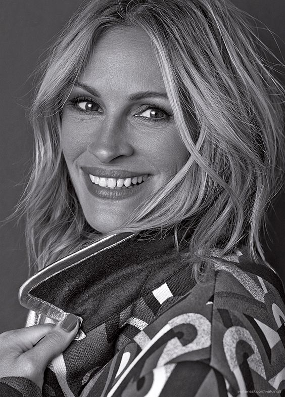 Julia Roberts, 2014 // by Michelangelo Di Battista for InStyle