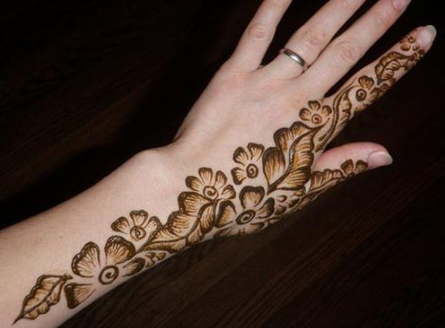 Henna Designs For Eid Day!