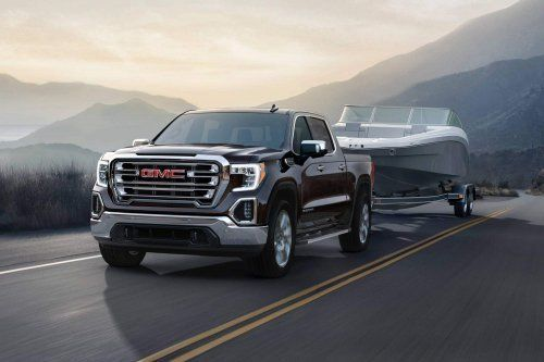 All New 2019 Gmc Sierra Is 360 Lb Lighter Debuts Carbon Fiber Bed