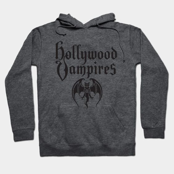 Hollywood Vampires - Black Hoodie