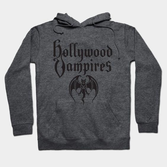 Hollywood Vampires - Black Hoodie