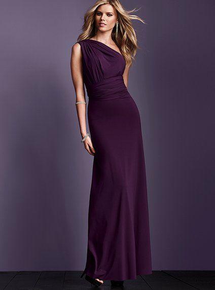 multi-way maxi dress