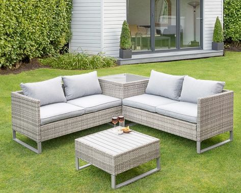St Ives Luxury Corner Set Garten