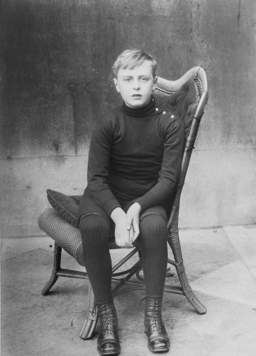 Crown Prince Olav (1903-91), later King Olav V of Norway | Royal Collection Trust