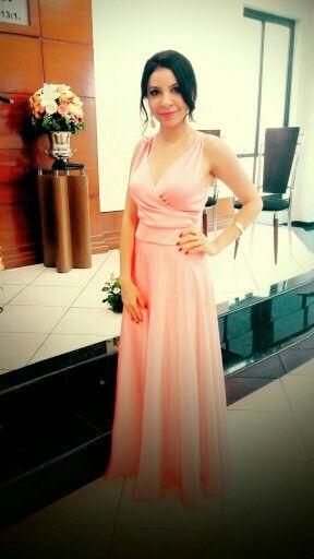 Vestido Madrinha Casamento