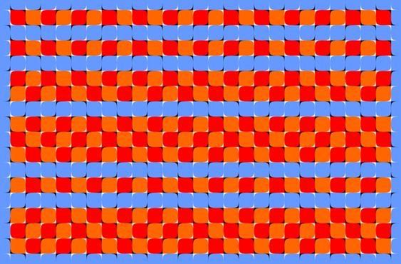 illusion by Akiyoshi Kitaoka