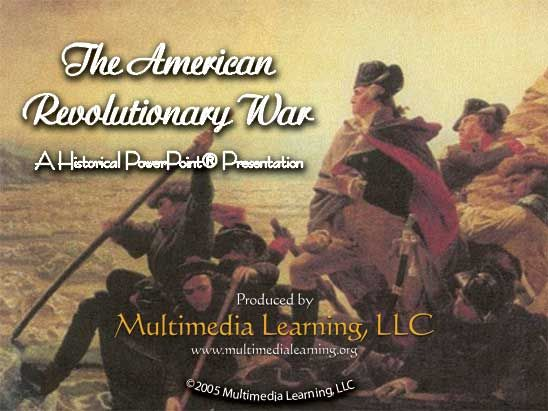 American Revolution Powerpoint and Lessons. Rated A+++