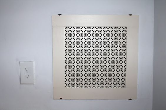 Air Vent Cover - replace the ugly one with this!