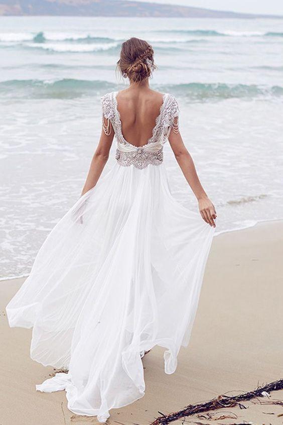 Anna campbell vestidos de novia en madrid vestidos de for Novias originales 2017