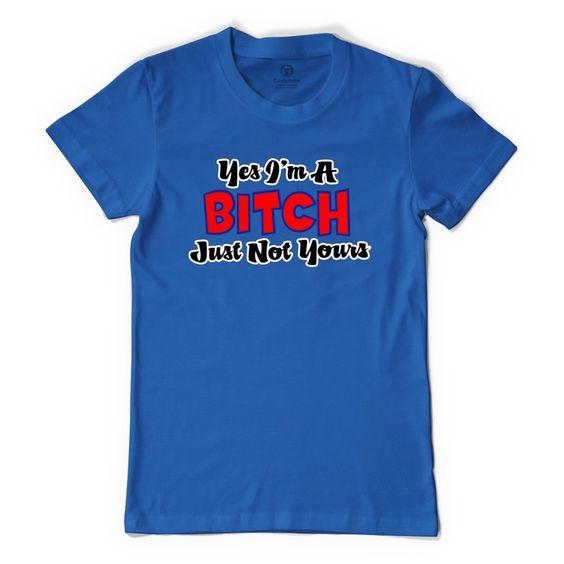 Yes I'm A Women's T-shirt