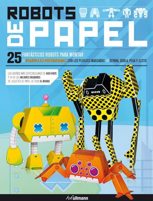 ROBOTS DE PAPEL.