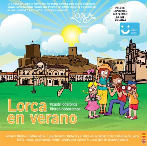 Lorca En Verano 2019 Verano Actividades Evento
