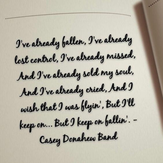 Casey Donahew Band - Angel Lyrics - eLyricsWorld.com