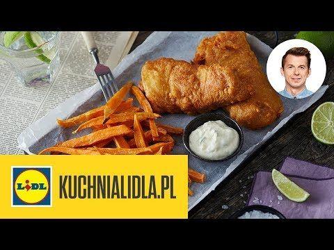 Fish Chips Karol Okrasa Kuchnia Lidla Youtube Fish And Chips Food Chips