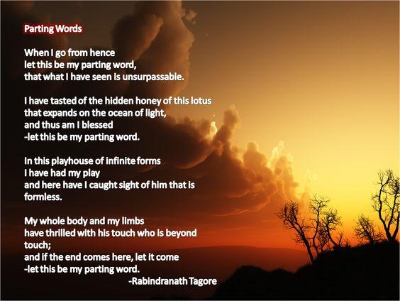Tagore nietzsche tagore poems and more words pablo neruda stones poem