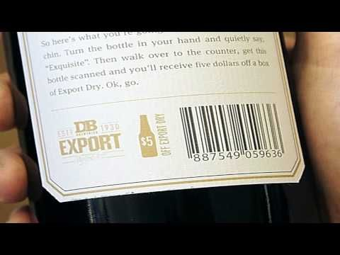 Colenso BBDO /Proximity_ THE WINE THAT SOLD BEER - YouTube