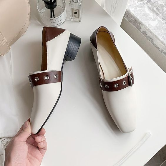 35 Comfort Flat Shoes That Will Inspire You shoes womenshoes footwear shoestrends