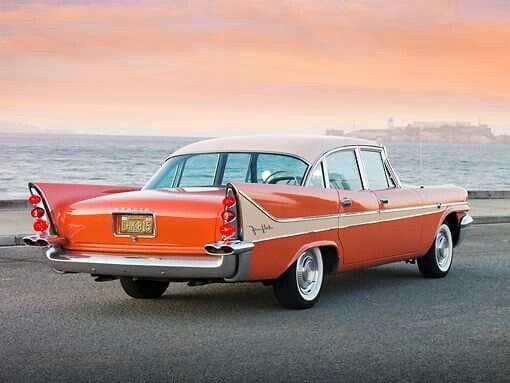 1958 DeSoto Fireflite 4-Door Sedan