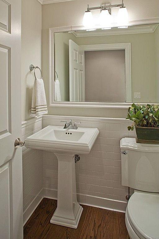 13 Creative Bathroom Sink Ideas You Should Try Small Half Baths