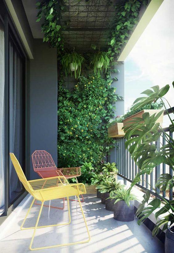 46 ideias Decoração com Plantas - plantas na decoração