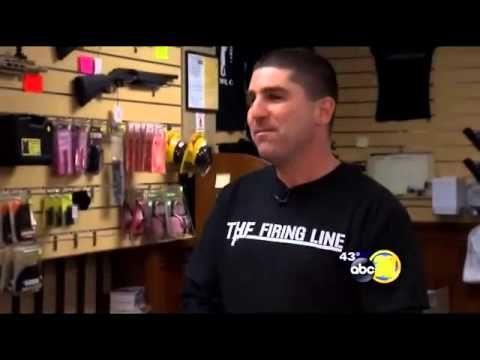 Sheriff Margaret Mims Addresses Federal Gun Control Proposals KFSN-TV Fresno, CA
