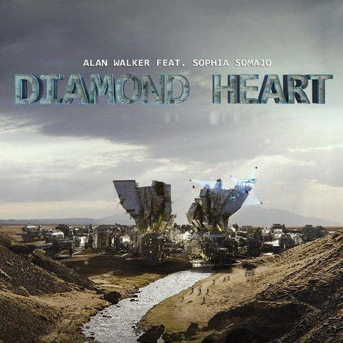 Alan Walker Sophia Somajo Diamond Heart Audio Alan Walker