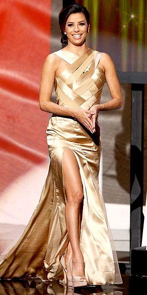 One Night, 10 Gowns: Eva Longoria's ALMA Awards Style