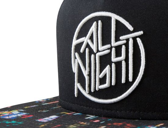 All Night Snapback Cap by NEFF #cap #snapback #casquette #blog #mode #homme #toulouse #fashion #accessories #accessoires #man #men #mensfashion #menswear #menstyle http://www.fabiatch.blogspot.fr