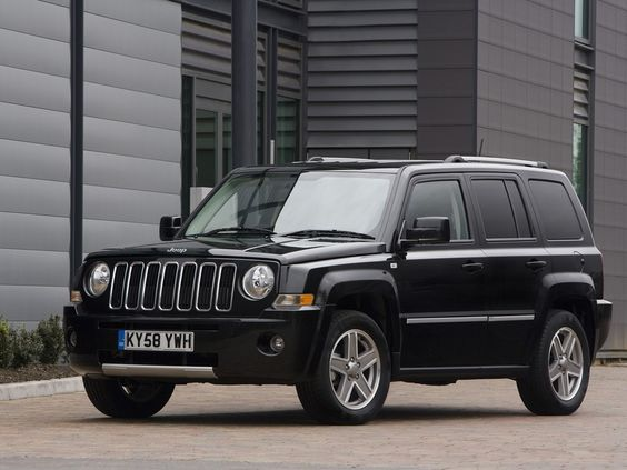 Jeep Patriot S-Limited '2008