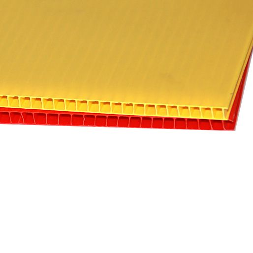 Diy 4ft X 8ft Transparent Fire Resistant Roofing Polypropylene Sealed Corrugated Plastic Sheet Corrugated Plastic Corrugated Plastic Sheets Plastic Sheets