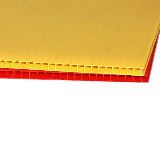Diy 4ft X 8ft Transparent Fire Resistant Roofing Polypropylene Sealed Corrugated Plastic Sheet Corrugated Plastic Corrugated Plastic Sheets Plastic Sheets