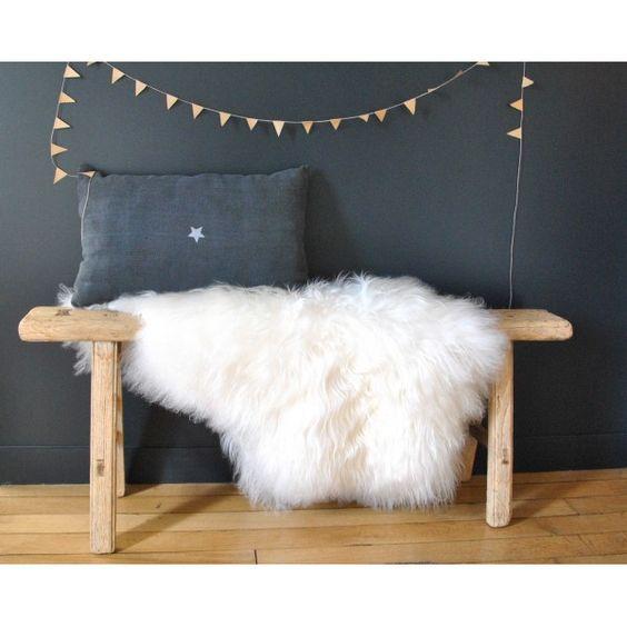 Peau de mouton islandais - Le Repere des BeleTtes