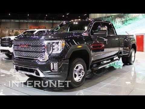 2020 Gmc Sierra Denali Heavy Duty Truck Youtube Gmc Sierra