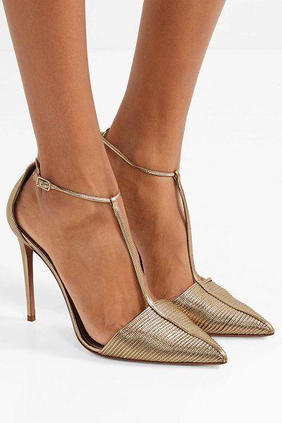 Leather pumps, Bride shoes
