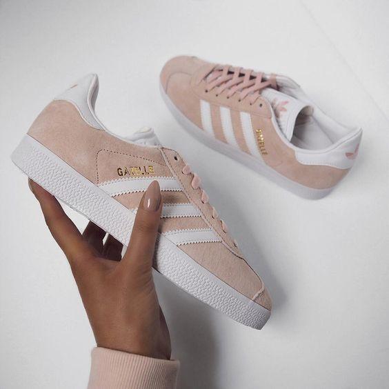 adidas gazelle rosa exclusive