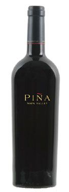 Piña Napa Valley: Current Releases    If one were to speculate on the wine market as a savvy investor might in the small-cap stock market, the game would be the same: follow people you know with good track records. In the wine world, we'd also have to include a corollary about betting on great vineyard sites, but leaving aside the raw materials, it's clear that most good wines don't happen by accident. They're made by talented people.    Finding talented people in Napa isn't hard at first...