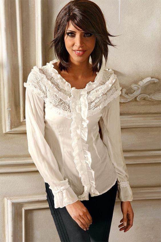 Women's Clothing Online - Heine Blouse - EziBuy Australia ...