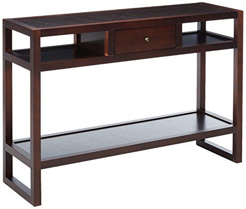 247shopathome Ynj 148 9 Sofa Table Espresso More Info Could Be Found At The Image Url This Is An Affiliate Link Entr Entrance Table Table Sofa Tables