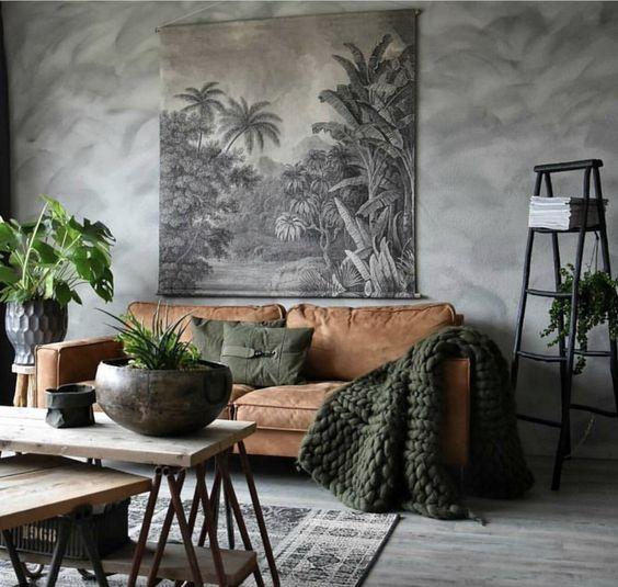 Mức độ phù hợp của sofa da thật tphcm với phòng khách