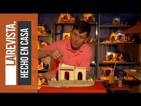 Cómo hacer pesebres con cartón CM&, LaRevista, http://www.cmitelevision.com.co/?p=1#LaRevista